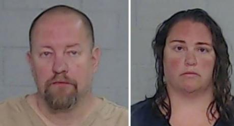 Daniel Schwarz, 44 and Ashley Schwarz, 34