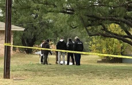 Body Found Outside Church