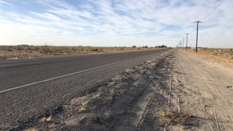 Body Found in Reeves County