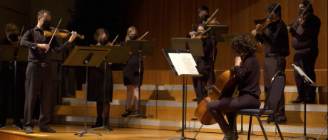 Angelo State String Orchestra Concert