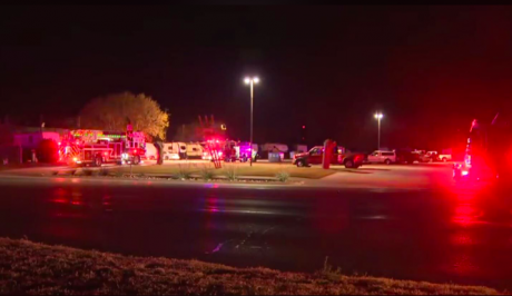 Man Killed In RV Fire (Contributed / KTXS)