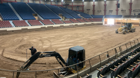 San Angelo Rodeo Dirt