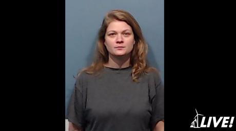 Ashley Alaniz   Taylor County Jail
