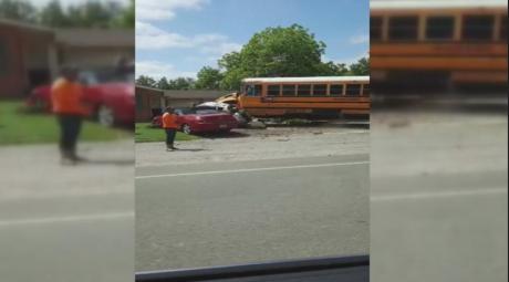 Fredericksburg Bus Crash