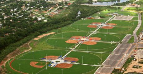 Texas Bank Sports Complex