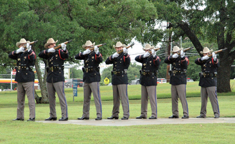 DPS Honors Fallen Officers at Memorial Service