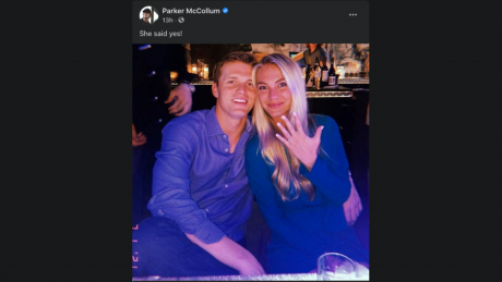 Parker McCollum is Engaged