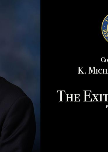 Conaway: The Exit Interview, Part 2