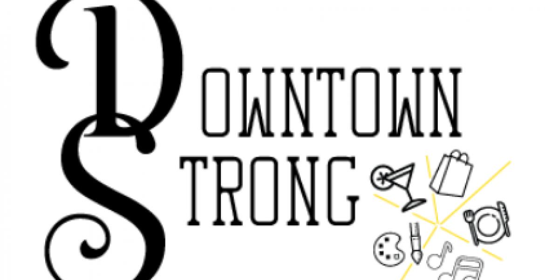 DSA Downtown Strong