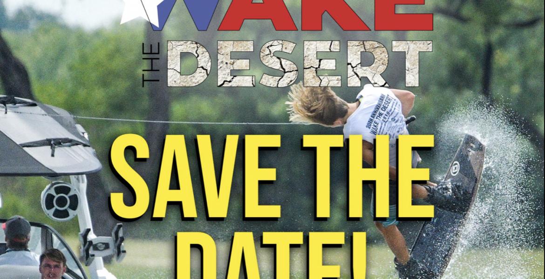 Wake the desert