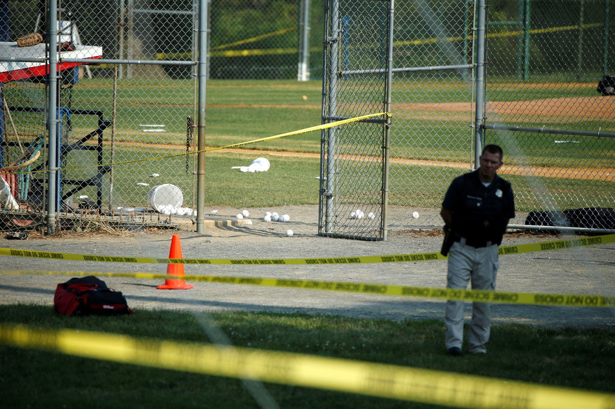 GOP baseball team shooter lived out of van before attack
