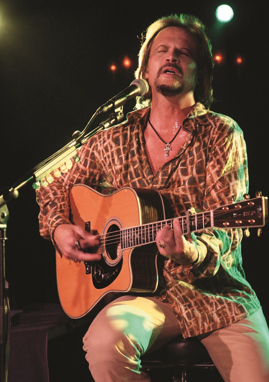 Travis Tritt (Photo courtesy Creative Eventz)