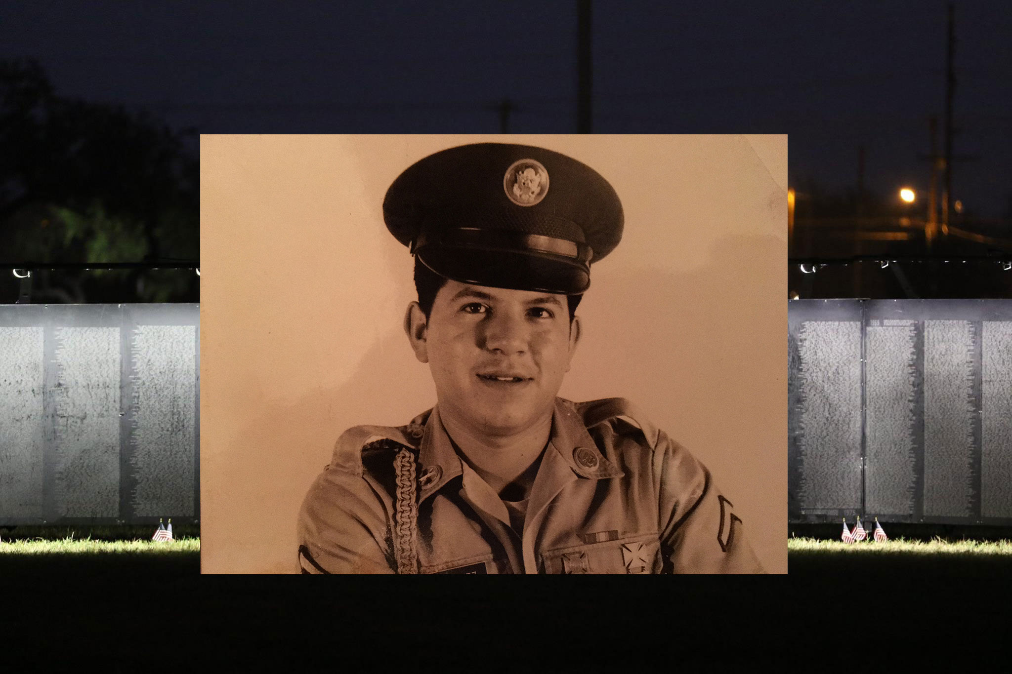 Army Corporal Mario Gonsalez, killed in Vietnam on March 5, 1970. (Contributed photo/City of San Angelo)