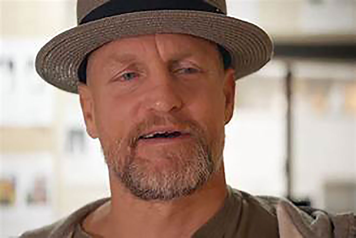 Woody Harrelson has lately hooked up with peta to try to get Texas Governor Greg Abbot to ban the annual Bandera Bacon Bash.