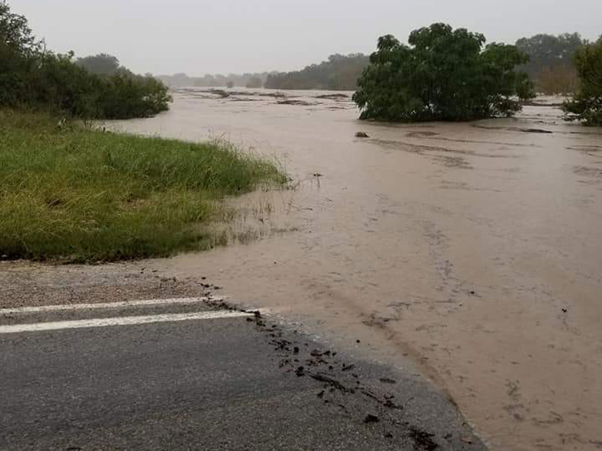 Yates Crossing on FM 385 near London, north of Junction. (Contributed Photo)