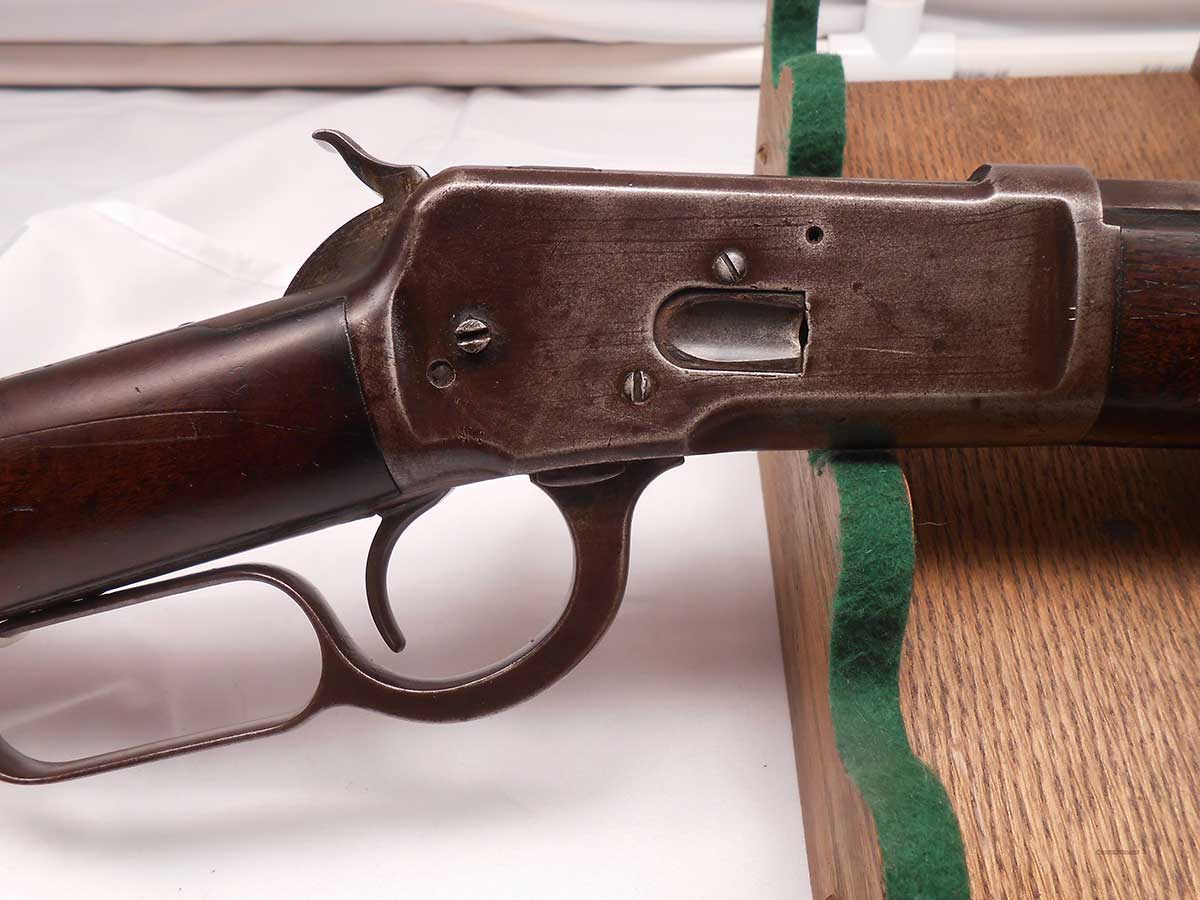 The 1892 Winchester