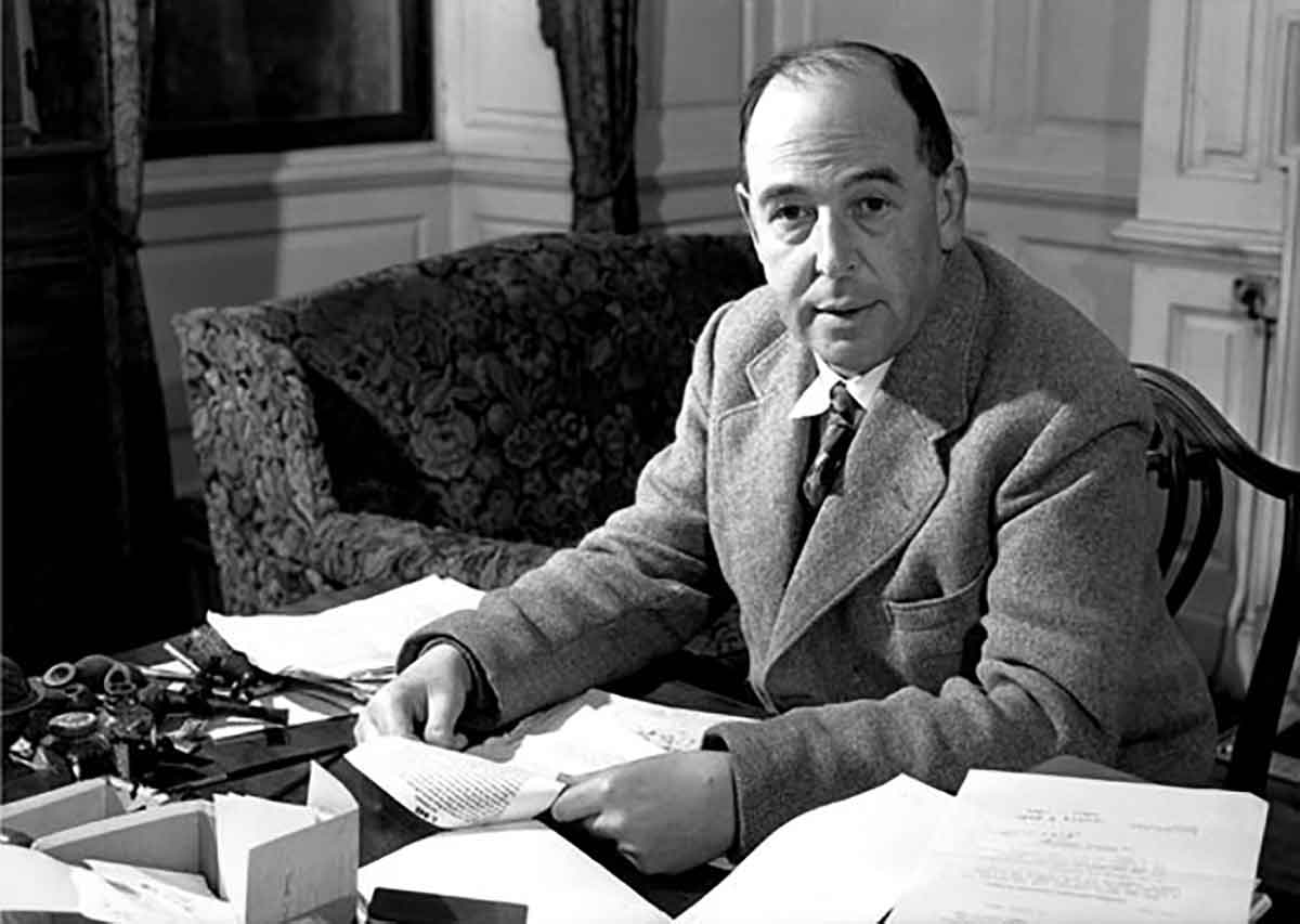 "C.S. Lewis once said, ""Of all tyrannies, a tyranny sincerely exercised for the good of its victims may be the most oppressive..."" (Contributed/Kendal Hemphill)"