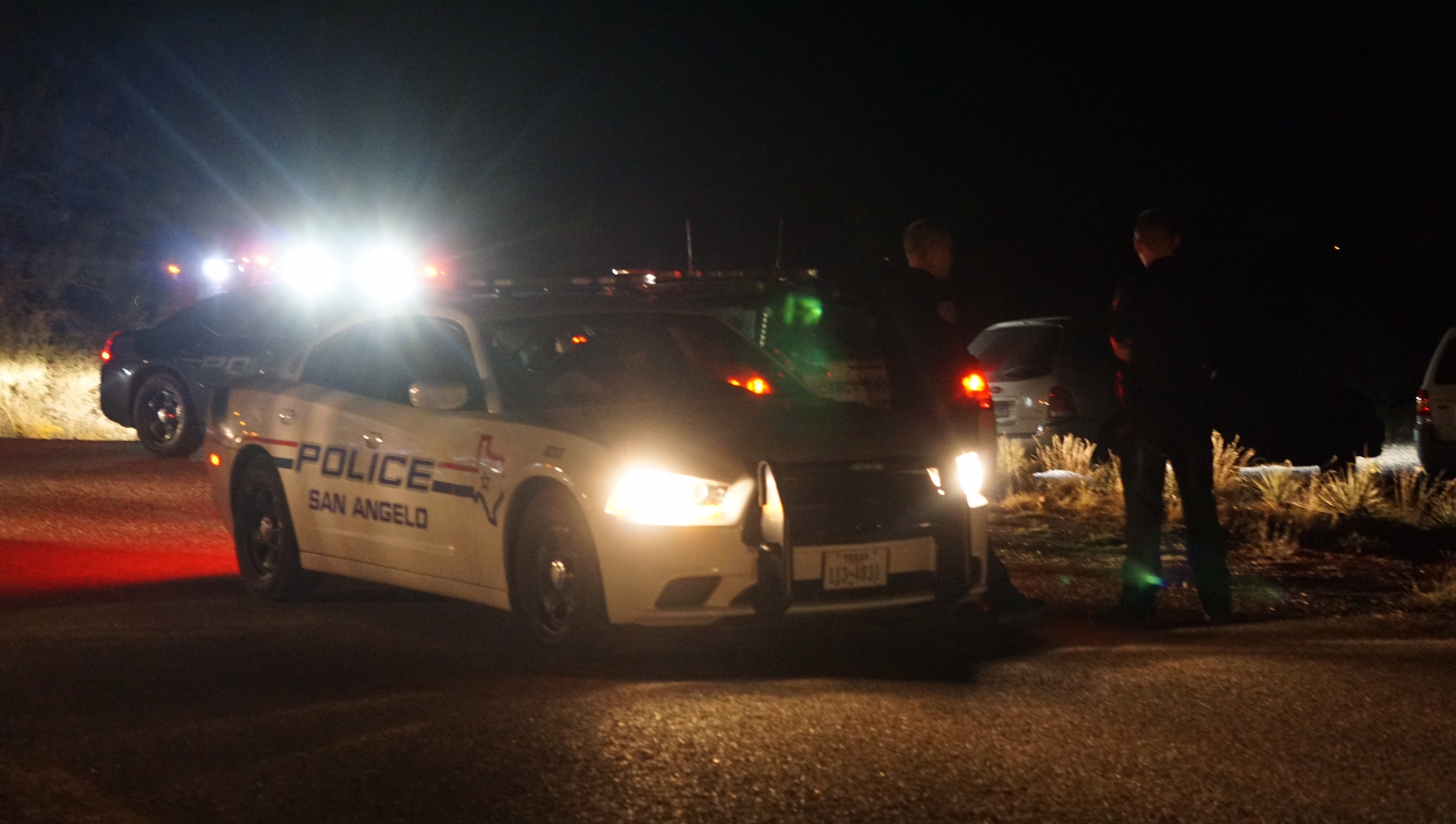 Dead bodies identified on Beaty Road (LIVE! Photo/John Basquez)