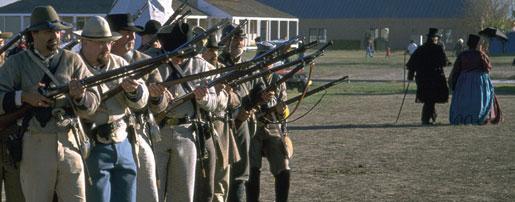 Fort Concho, image sanangelo.org.