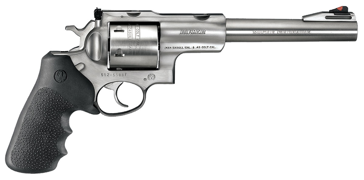 Ruger Super Redhawk .454 casull (Contributed/Kendal Hemphill)