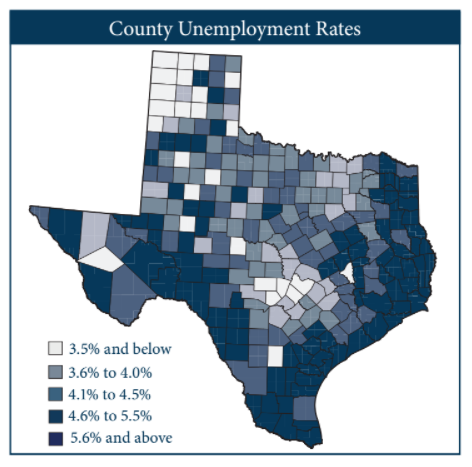 Texas Labor Market Review releases January 2017s Labor Market Review
