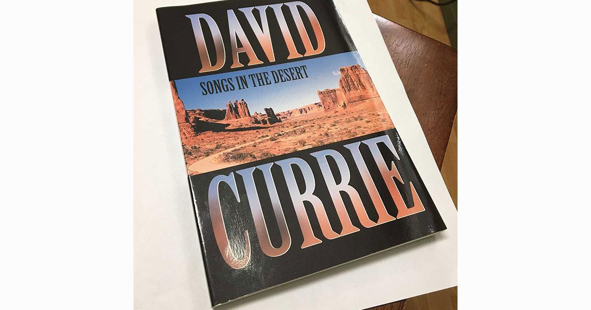 The book Songs of the Desert