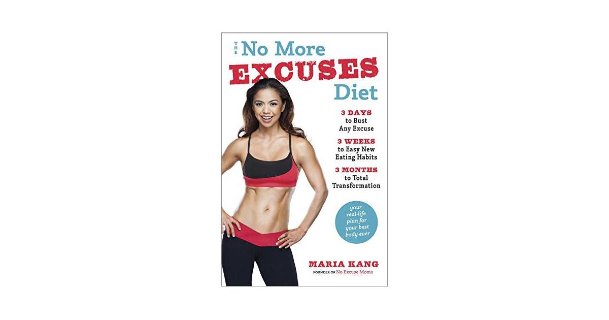 No Excuse Mom - The Book