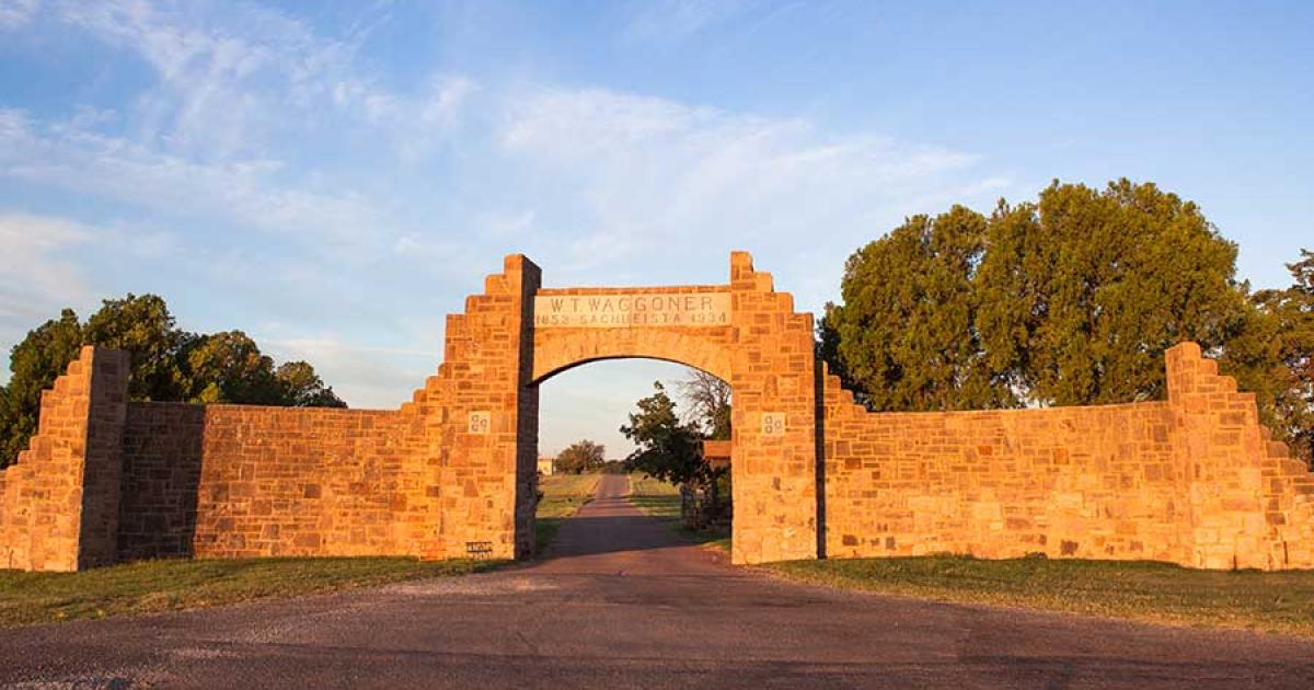 The W.T. Waggoner Estate Ranch, a $725 million ranch near Wichita Falls. (Contributed/chassmiddleton.com)