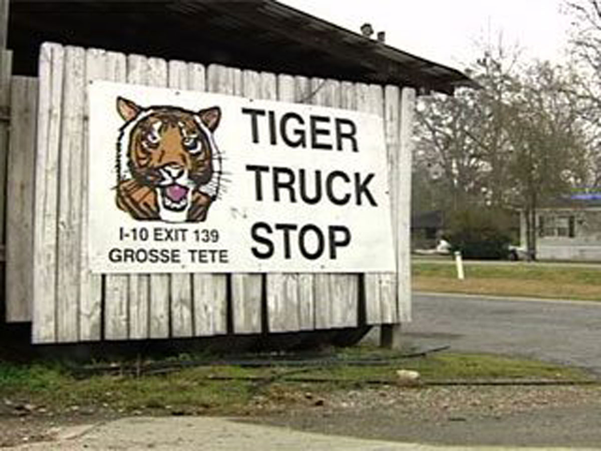 The Tiger Truck Stop